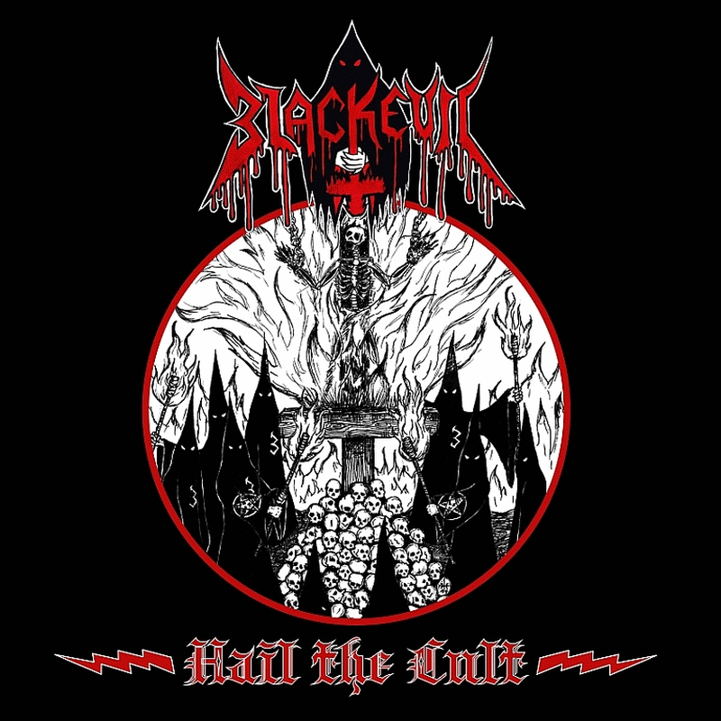 Hail The Cult Cover