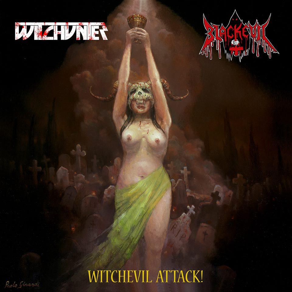 Witchevil Attack! Cover